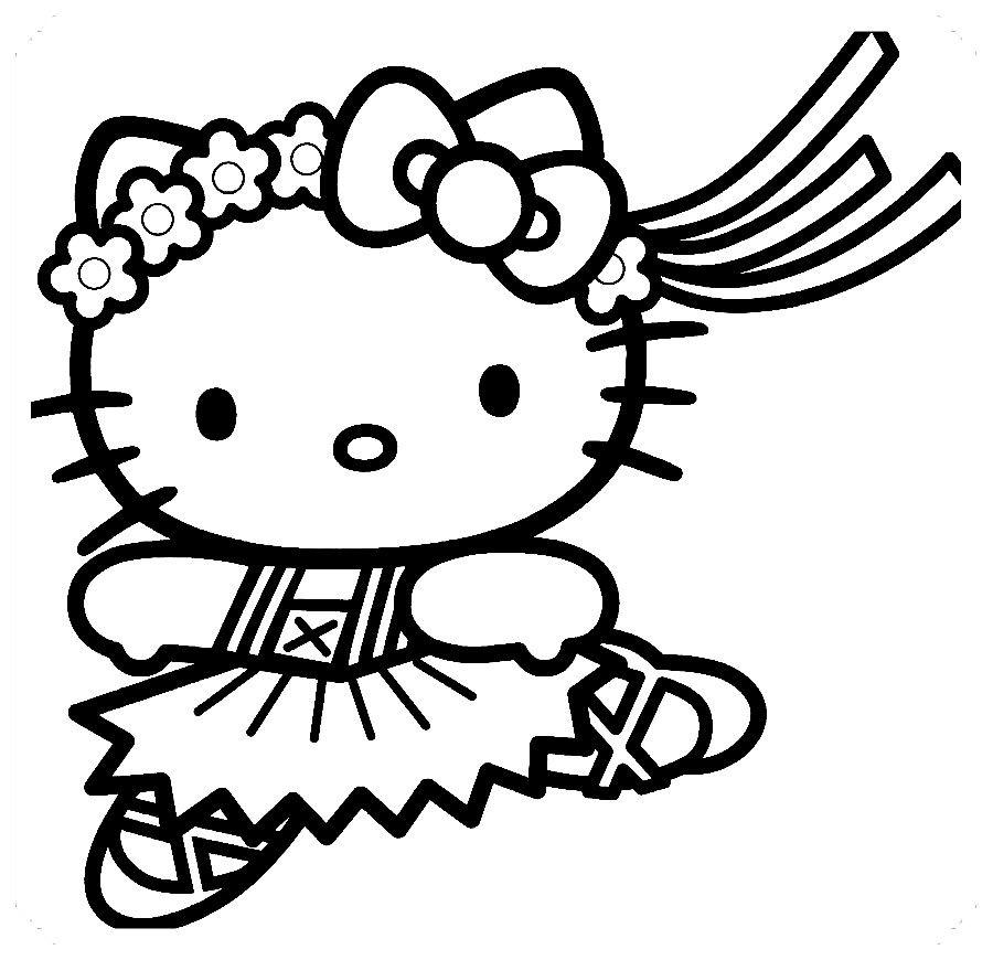 Los Mas Lindos Dibujos De Hello Kitty Para Colorear Y Pintar A Todo Color Imagenes Prontas P En 2021 Hello Kitty Para Colorear Dibujos De Hello Kitty Hello Kitty Bebe