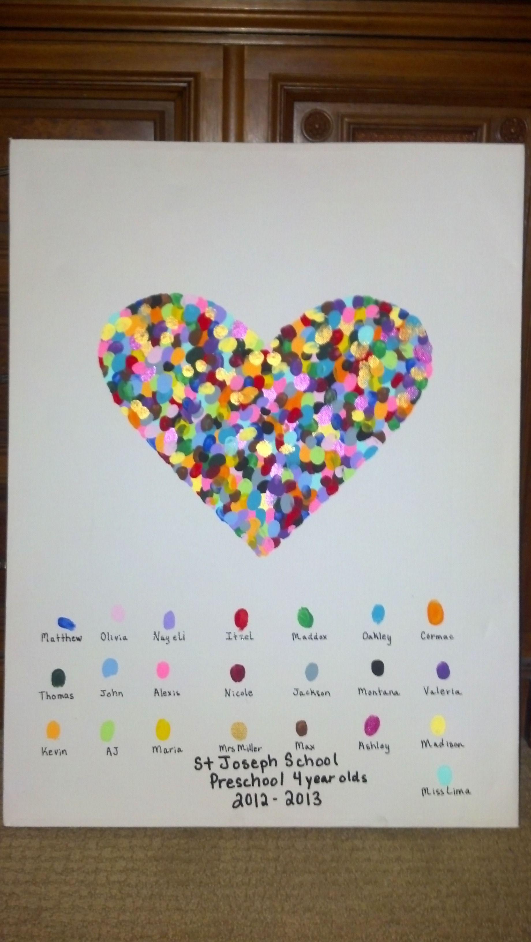 Classroom Art Ideas : Auction project for preschool part of peace faith and