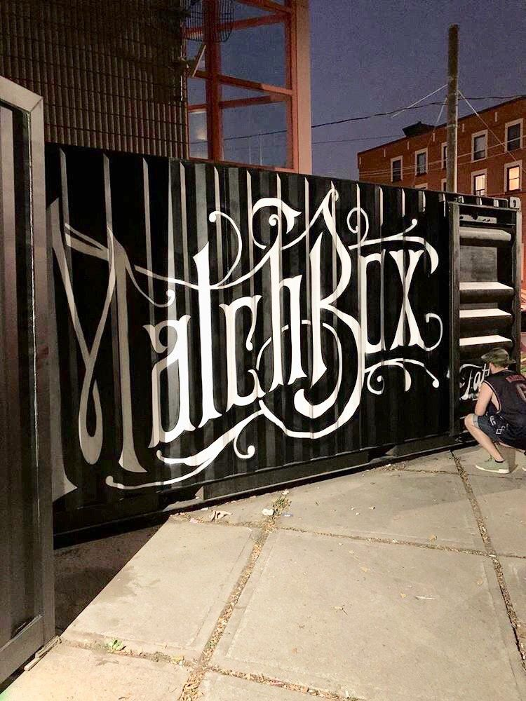 Canadas first shipping container tattoo studio