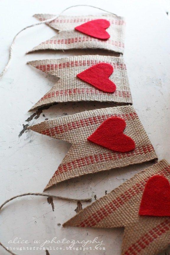 32 Handmade Valentineu0027s Day Ideas