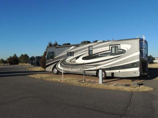 Check out this 2011 Fleetwood Expedition 38B listing in