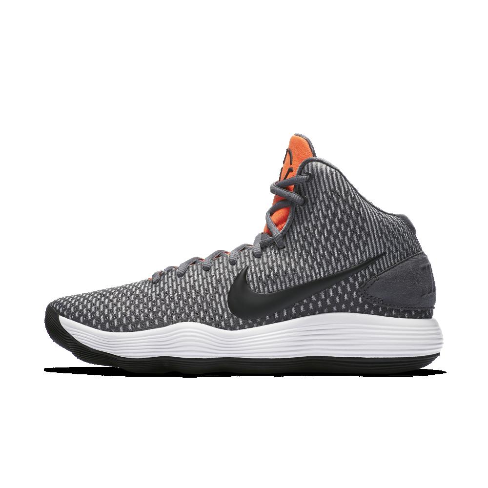 52f8d542cde4 Nike Hyperdunk 2017 Basketball Shoe Size 13.5 (Grey)