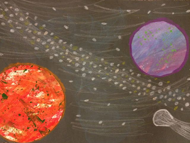 The Planets - Art and Listening Activity! | Art ...