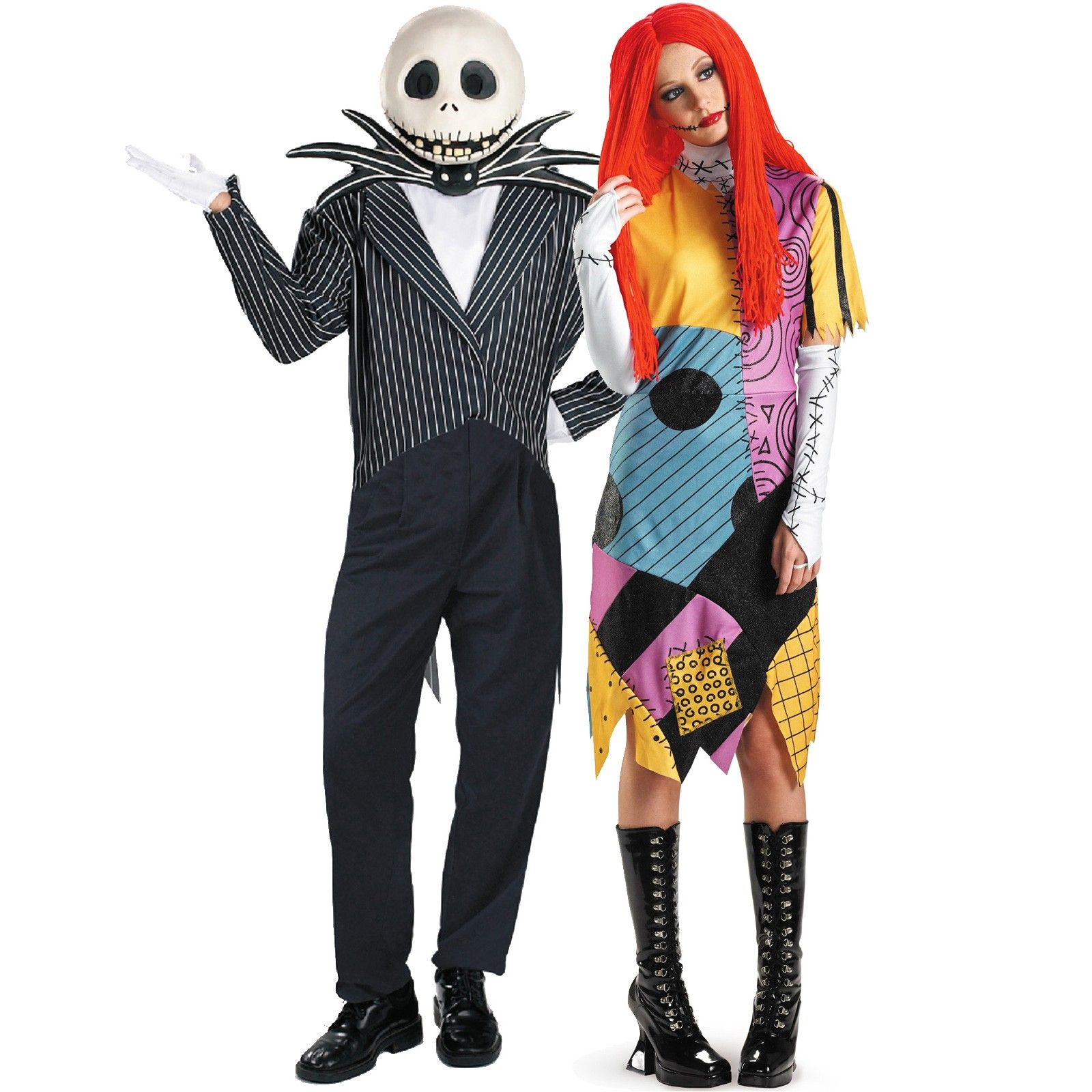 jack skellington and sally nightmare before christmas couples