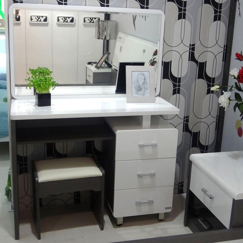 City on the 1st studio makeup vanity tables, modern minimalist ...