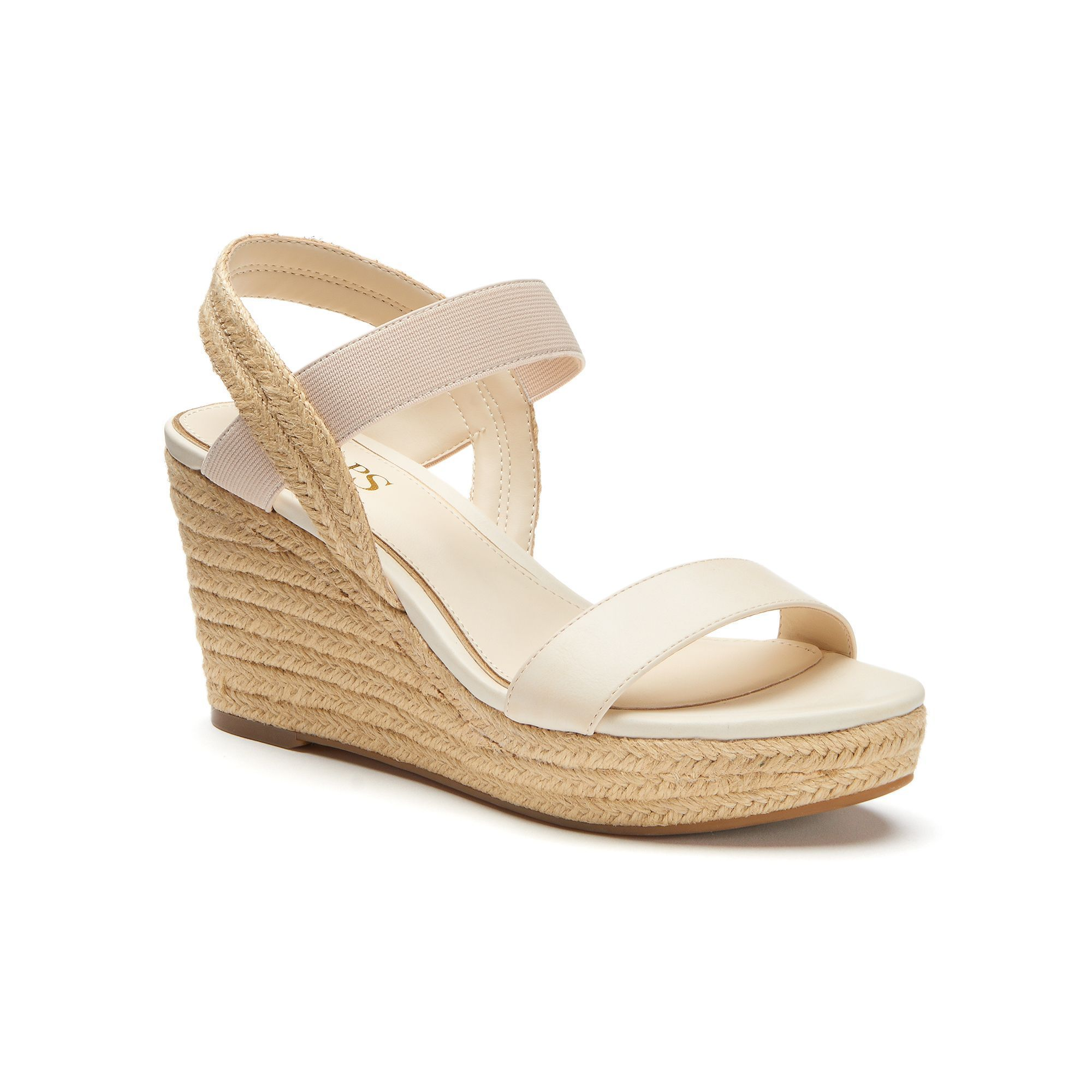 24e0c78a2171 Chaps Wensley Women s Espadrille Wedge Sandals