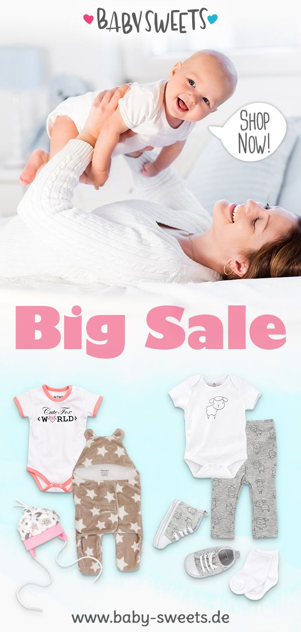 Big Sale bei Baby Sweets