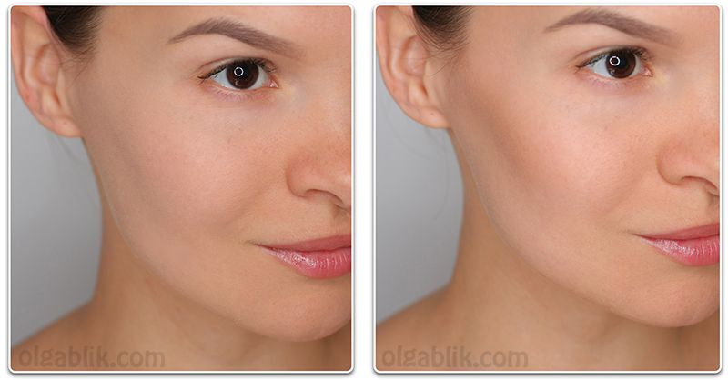 blush before and after. dolce \u0026 gabbana the blush 22 tan before and after