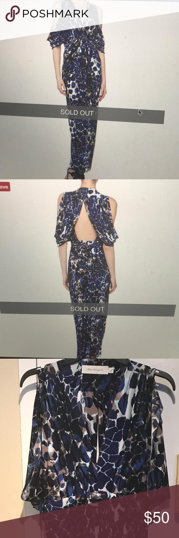 Maxi dress stretch graphic print maxi dress deep v neckline