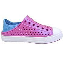 Skechers Kid's Molded Slip On Shoe PINK