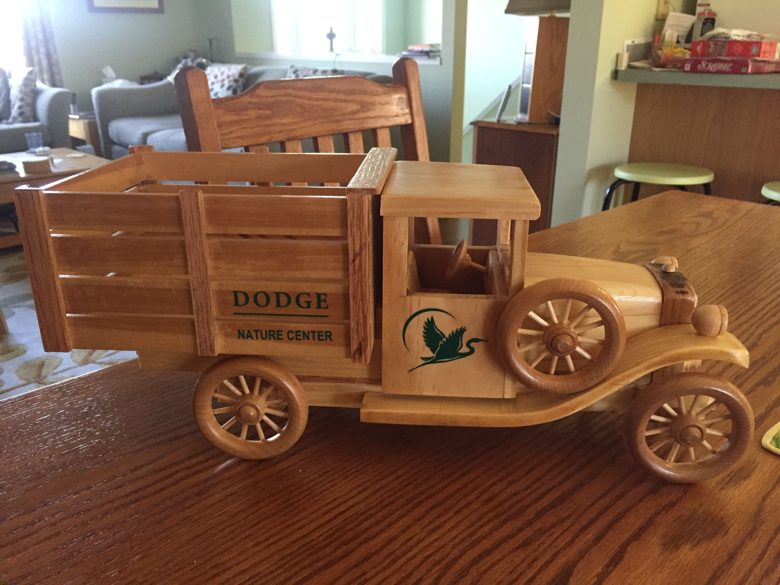 """farm truck gifted to """"dodge nature center"""" west st. paul's"""