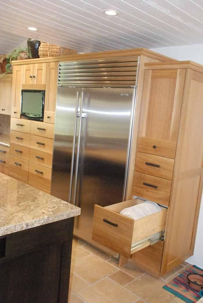 21+ White oak shaker cabinets inspiration