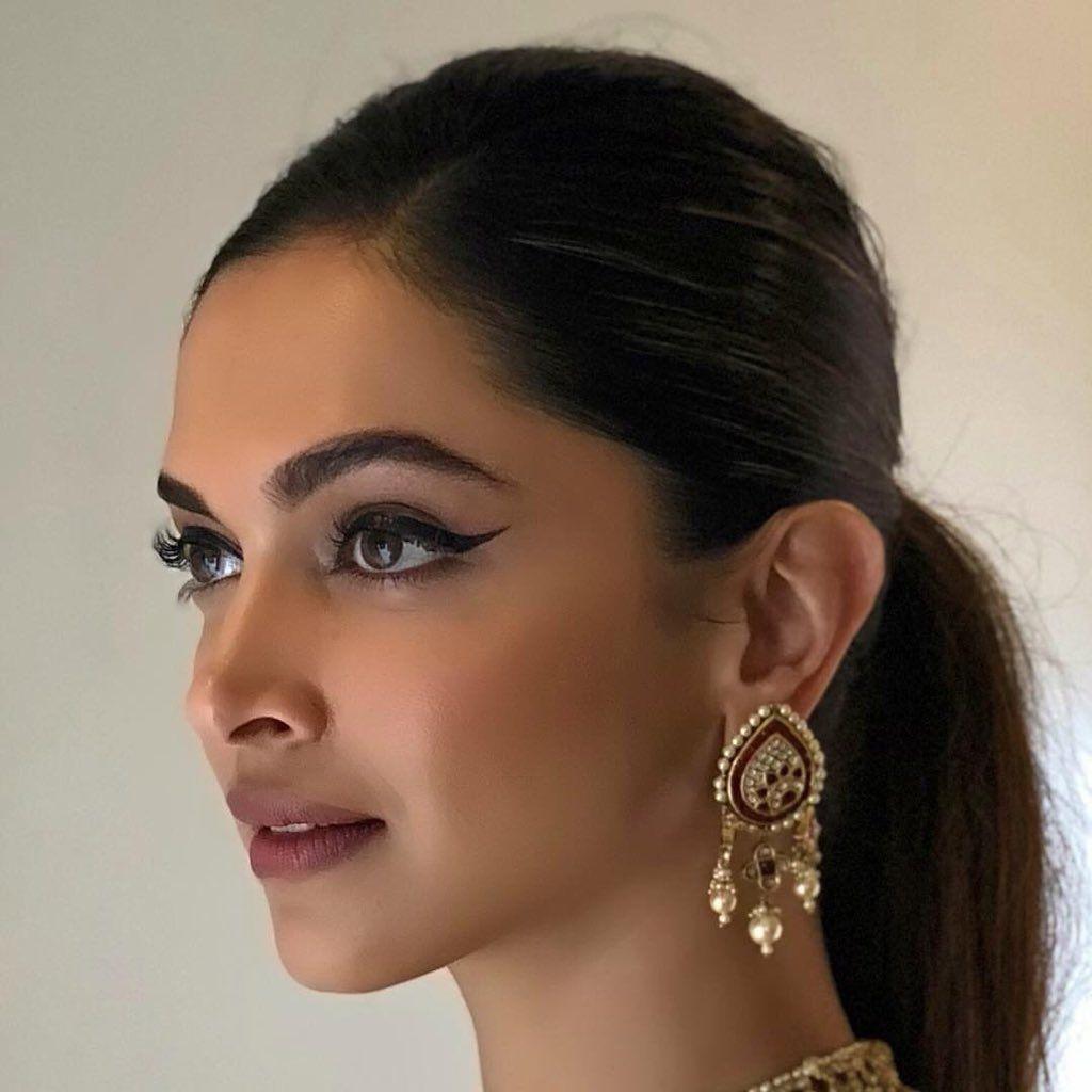 #deepikapadukone | Deepika padukone makeup, Deepika ...