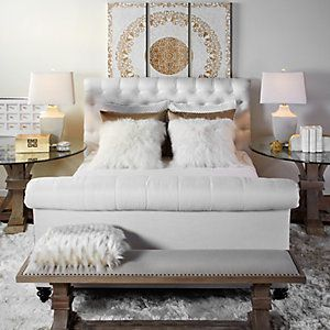 Charming Ainsley Bedroom The Triptic Behind The Bed Gave Me An Idea For Your Bedroom    Because