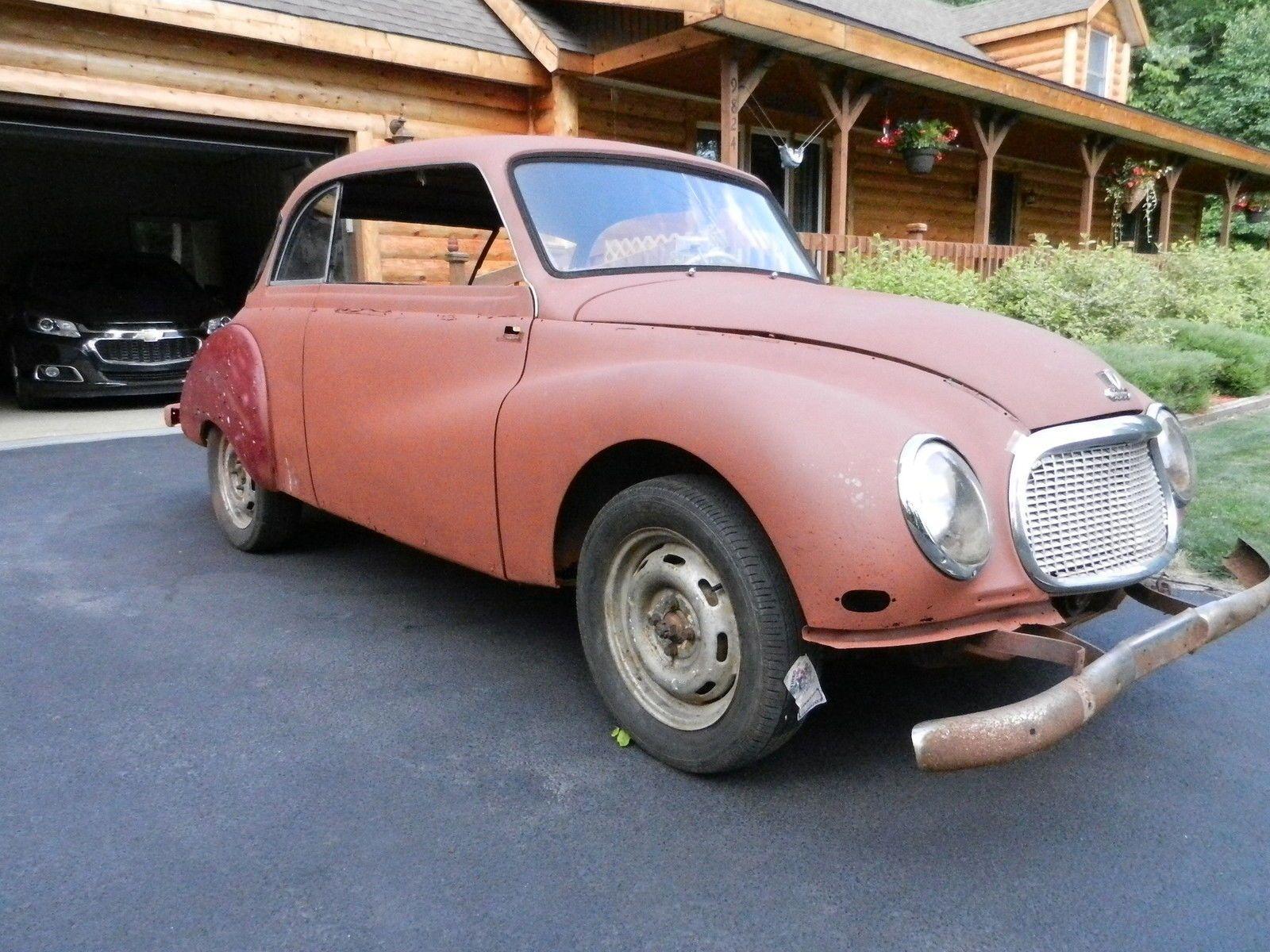 1957 DKW Audii Suicide doors | Project cars for sale | Pinterest ...