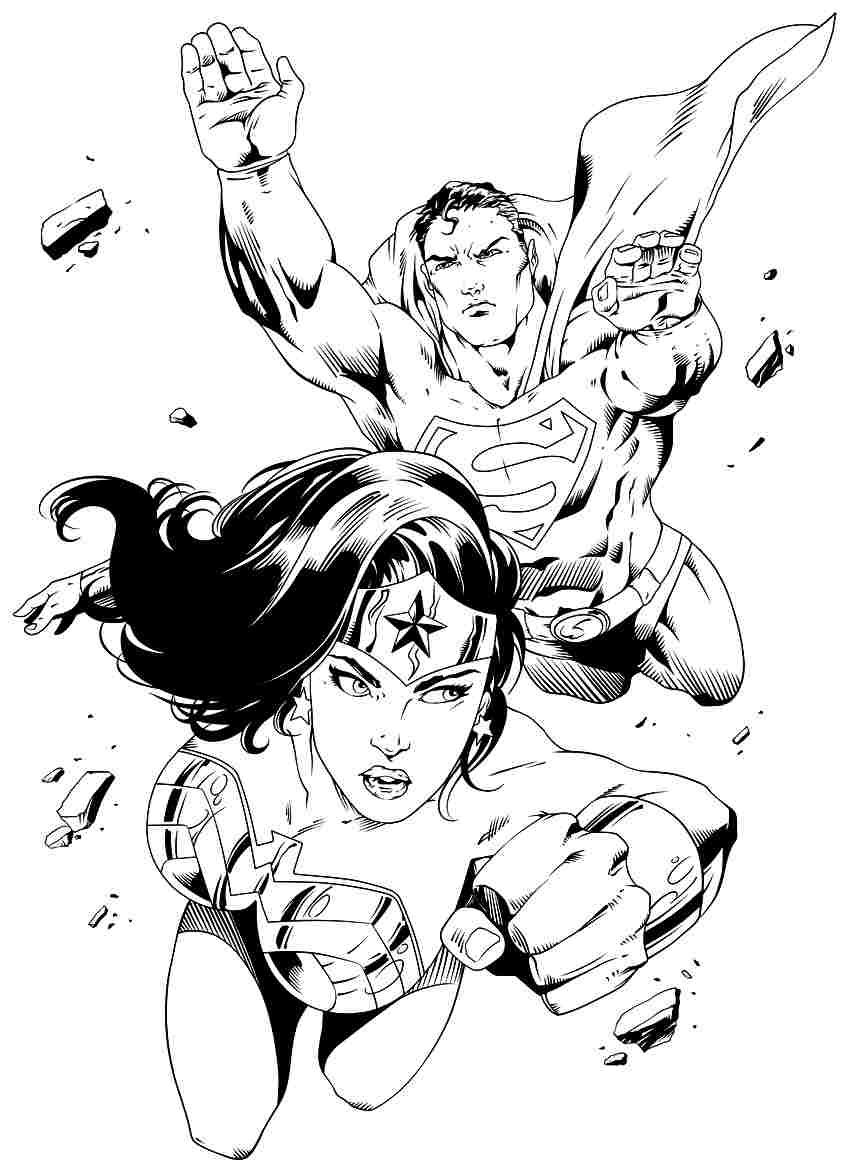 Wonder Woman Color Sheet Google Search Wonder Woman Drawing