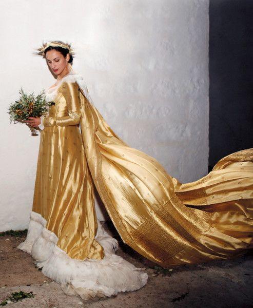 Real Greek Weddings: Princess Olga, Duchess Of Apulia