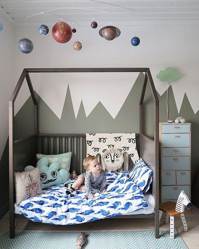 Stokke Home Crib White Kids Bedroom Inspiration Children Room Girl Baby Room Inspiration