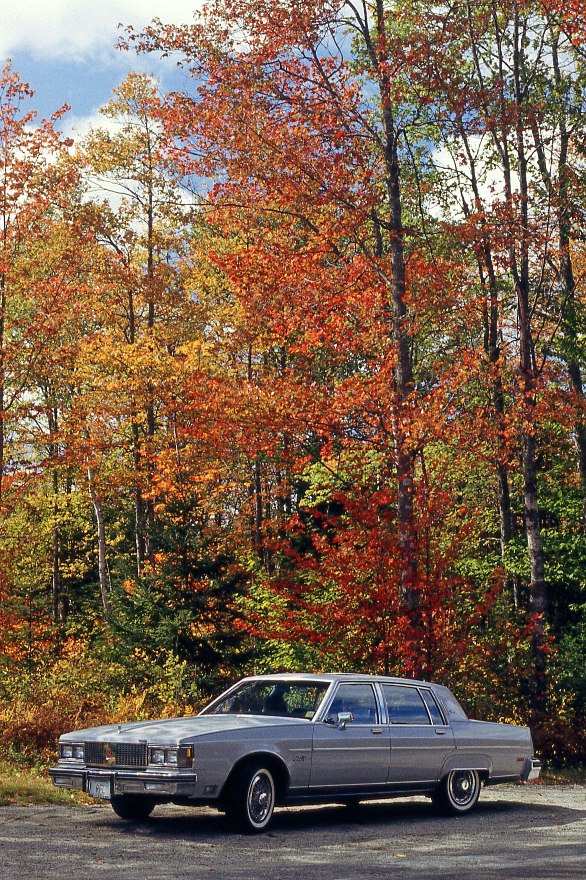 1982 Oldsmobile Ninety-Eight Regency, Dove grey, in Maine | My ...
