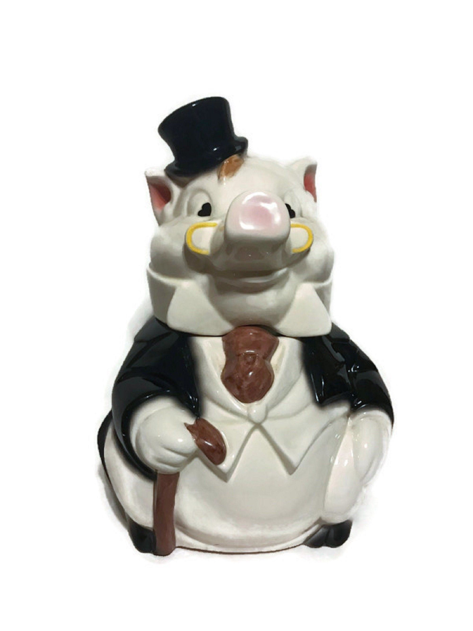 """I Declare This Piggy IS Official! Vintage """"Chairman Of The"""