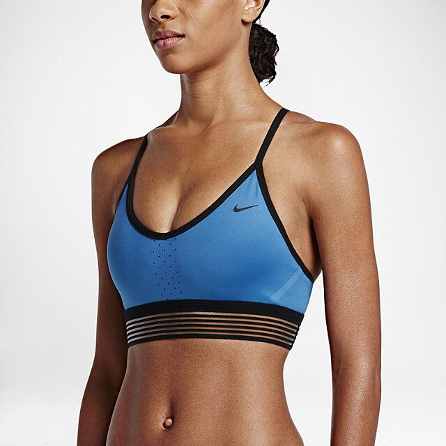 PRO INDY COOLNG BRA - TOPWEAR - Tops Nike Marketable 25pRd