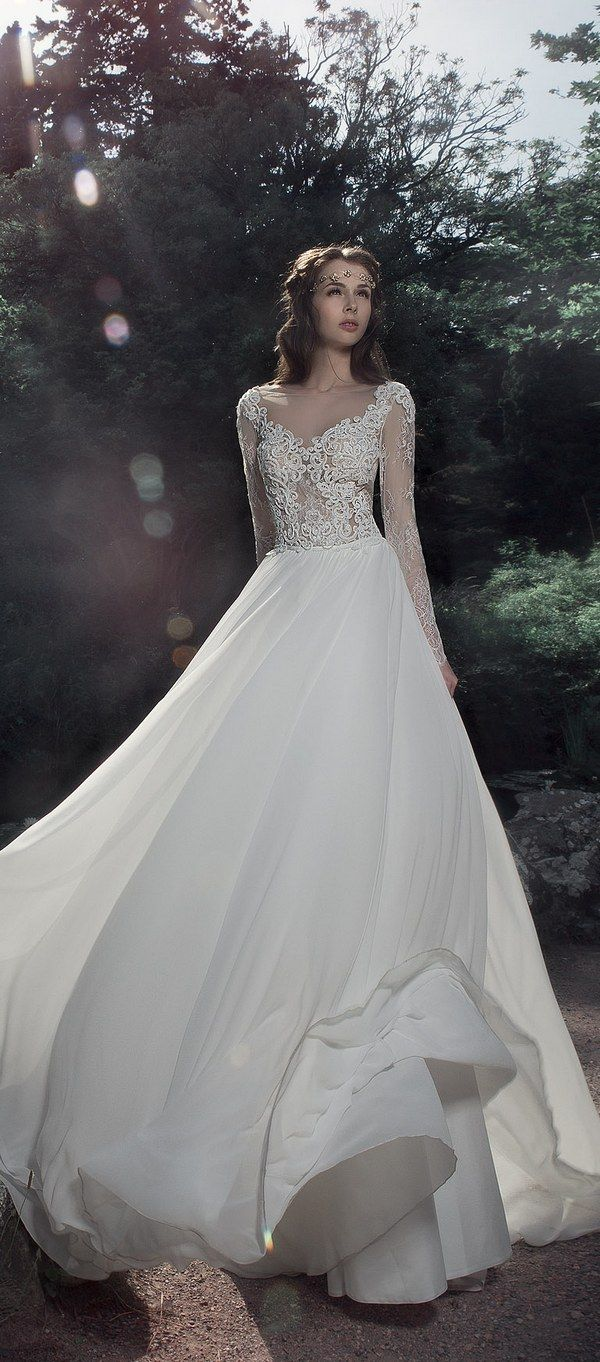 Milva Bridal Wedding Dresses 2017 Nice / http://www.deerpearlflowers.com/milva-wedding-dresses/4/
