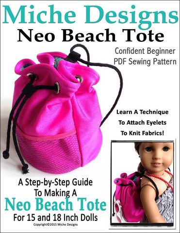Neo Beach Tote 15\
