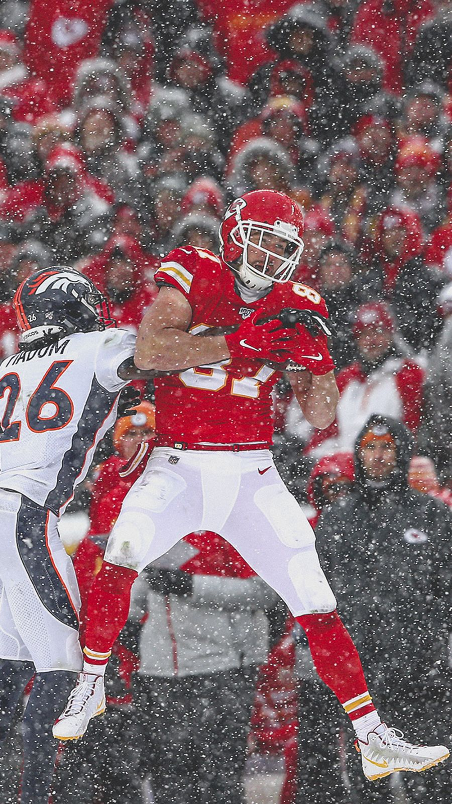 Kansas City Chiefs On Twitter Kansas City Chiefs Chiefs Wallpaper Kansas City Chiefs Football