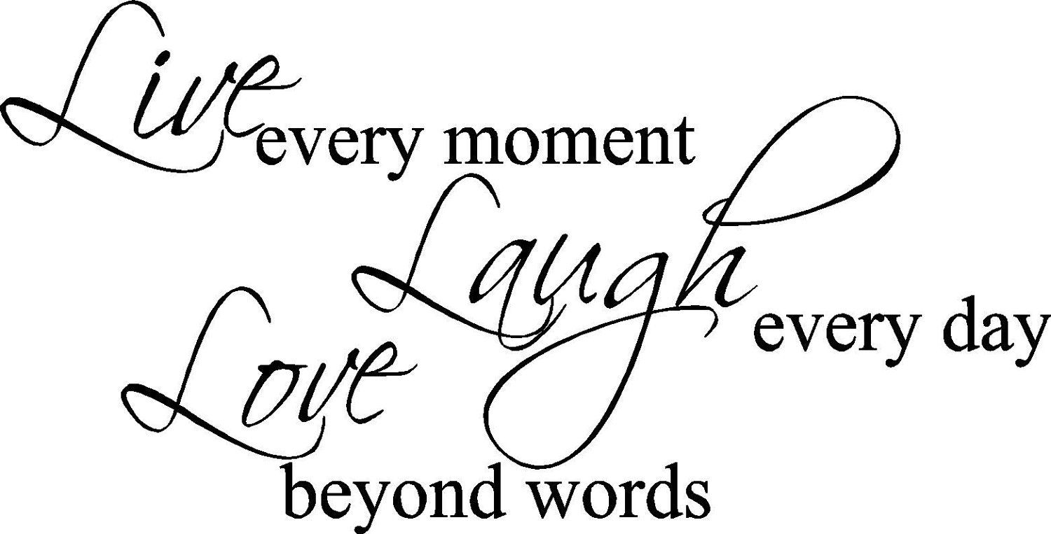 Smile Laugh Love Quotes Live Laugh Love & Salsa  Google Search  Life  Pinterest