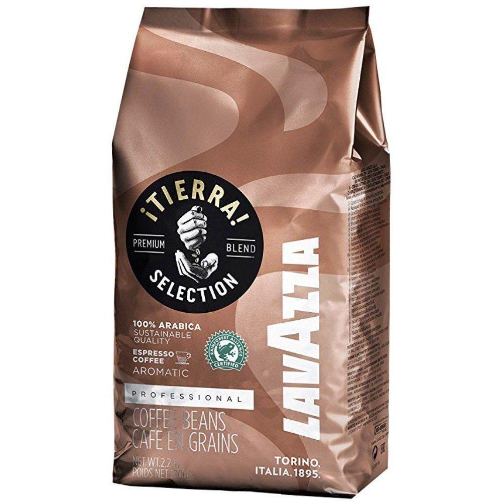 Lavazza Coffee Espresso Tierra, Whole Beans Кофе