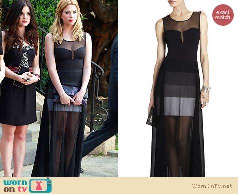 Hanna maxi dress