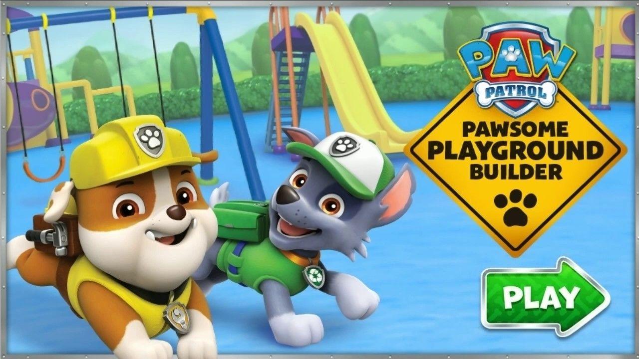 nick jr puppy playground paw patrol dora and friends bubble