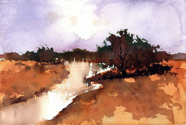 Early Landscape 4 by Don Gore