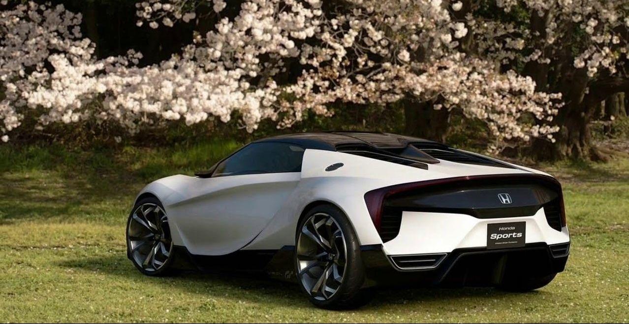 2019 Honda NSX Emerges As Sports Vision Gran Turismo