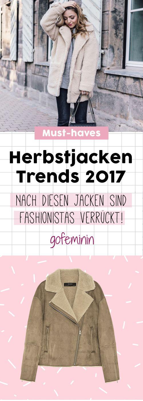 Herbstjacken Trends 2019: Das sind die größten Must haves