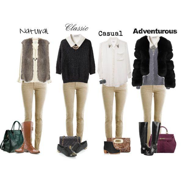 School uniform outfits