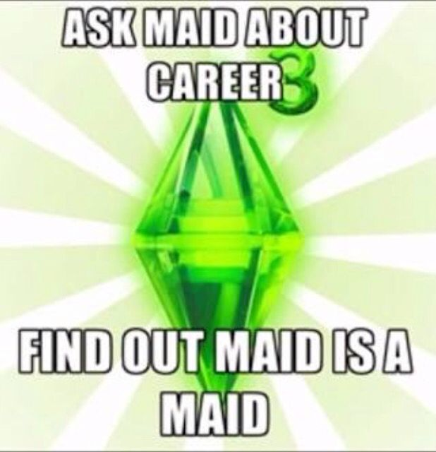 wow, who would have guessed? | Sims 4 | Sims memes, Sims games, Sims 3