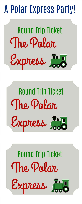 Worksheet Polar Express Book