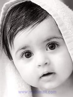 Pin By Karthi Keyan On Tiny Tots With Eyes Aglow Black And White Cute Babies Baby