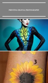 Photo of Photoshop Body Paint Tutorial Body painting Printing Digital Photography – #body…
