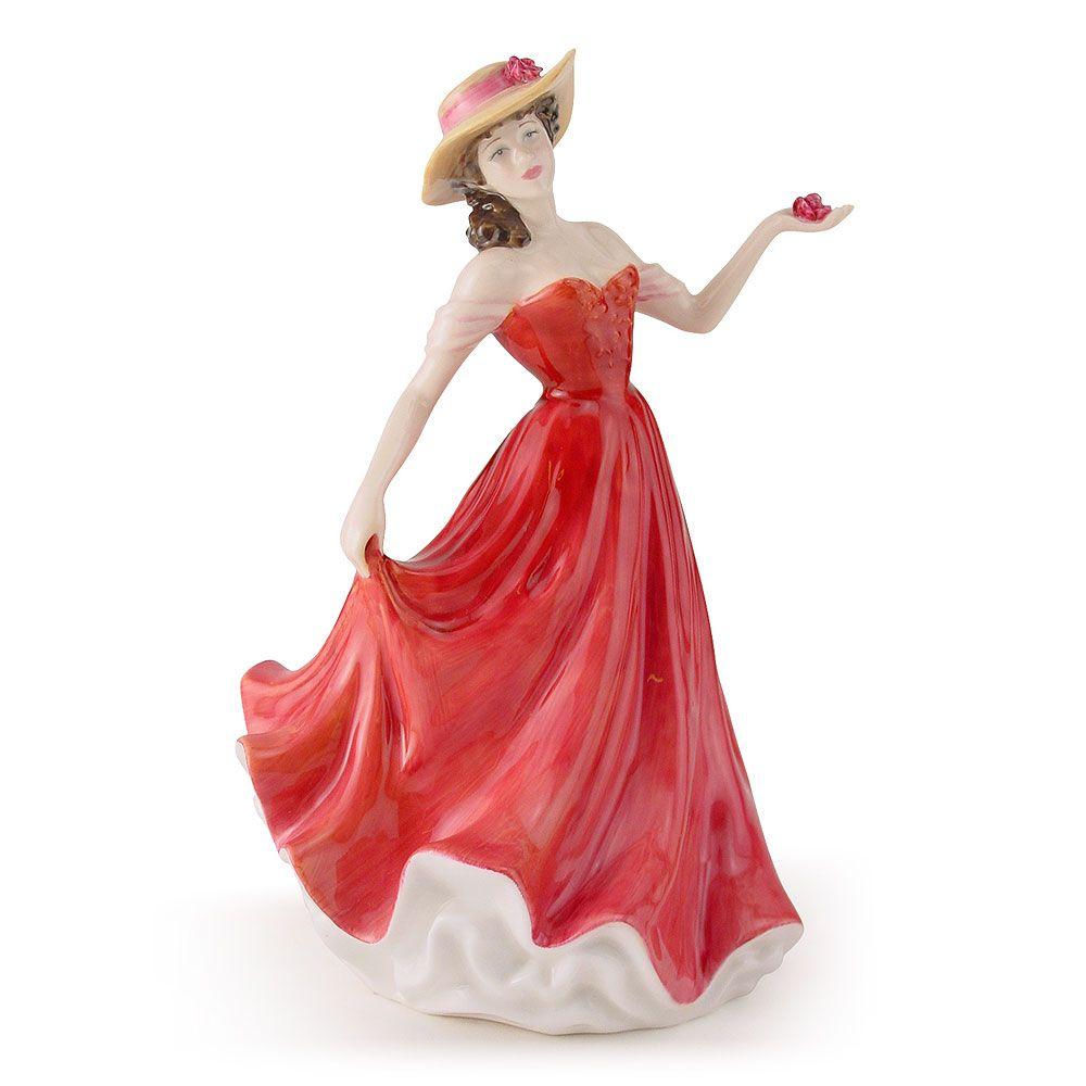 RP:  Christine - Michael Doulton Events - Royal Doulton Figurine