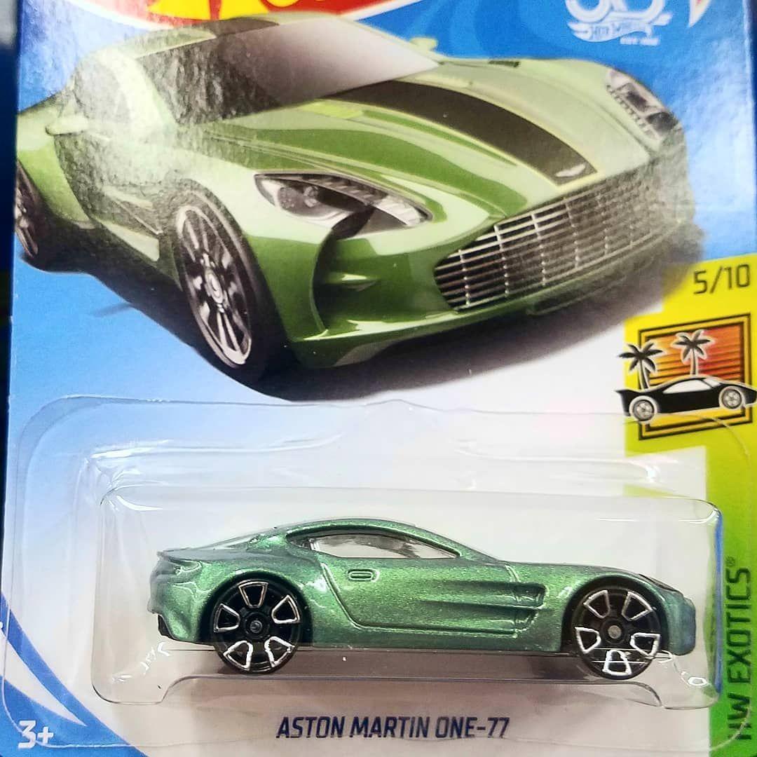 Aston Martin One-77 #hotwheels #toycollector29