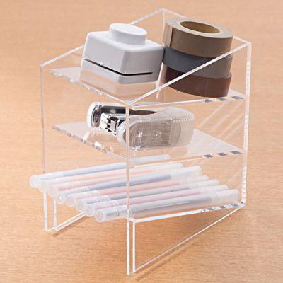 Acrylic Storage Acrylic Rack S W3 5 Xd5 1 Xh5 6 Acrylic Storage Storage Muji