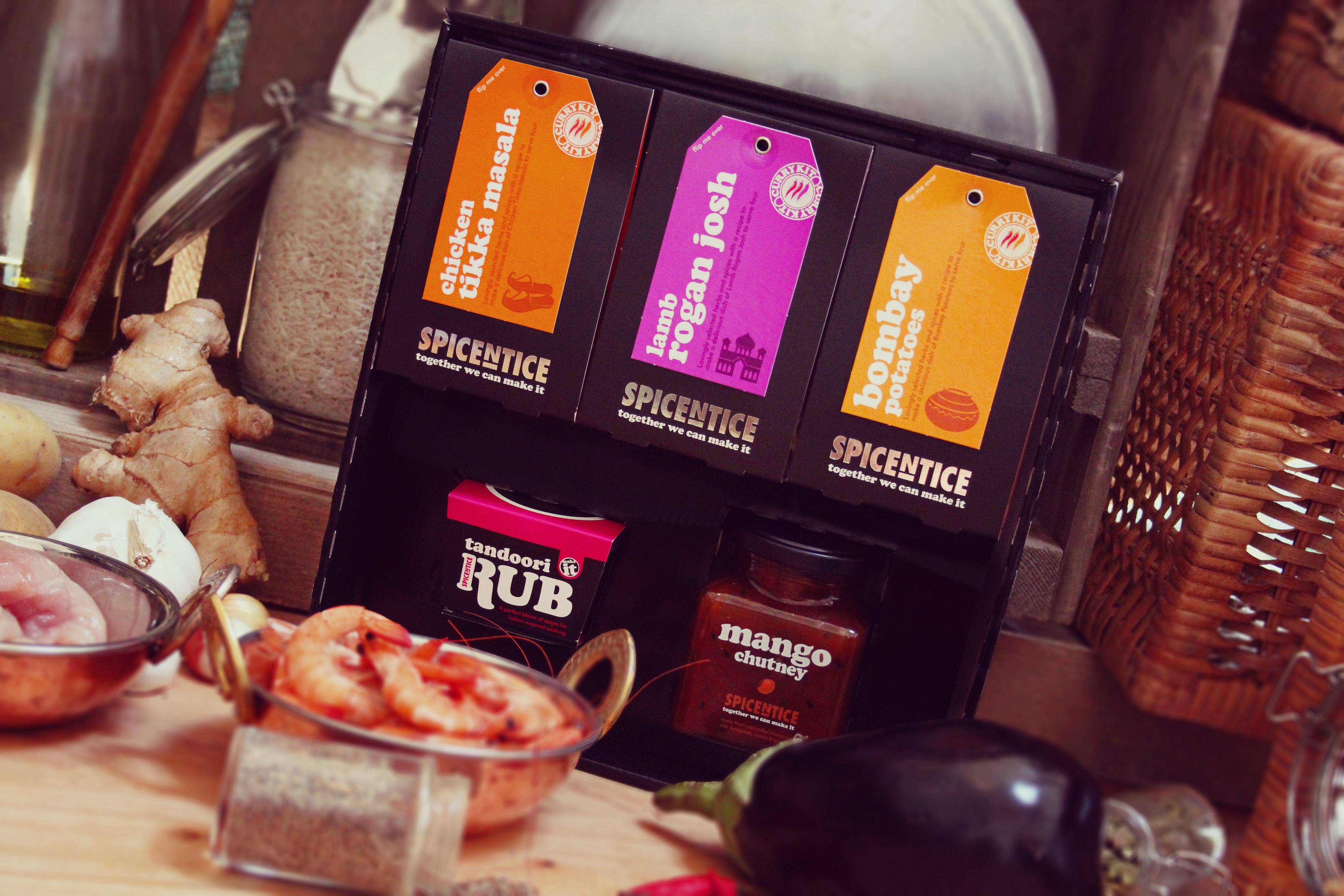 Curry Connoisseur Spice Set