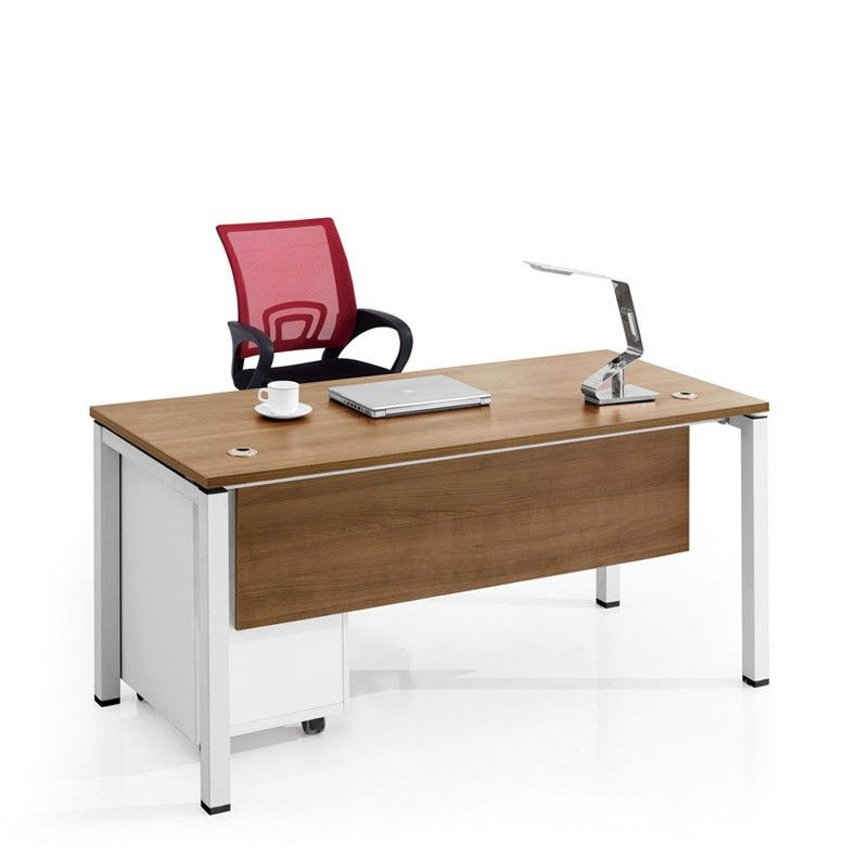China High Quality Cheap Simple Office Furniture Wood Office