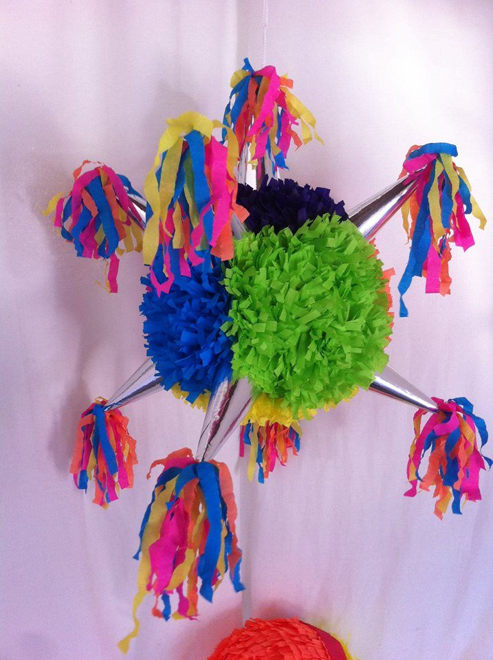 Pinhata esfera mexicana pequena