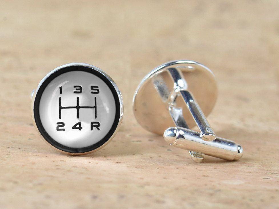 Gear Stick cuff#links silver Car #velocity cuff #links #accessories men car gear s,  View more on the LINK: http://www.zeppy.io/product/gb/3/175961072/