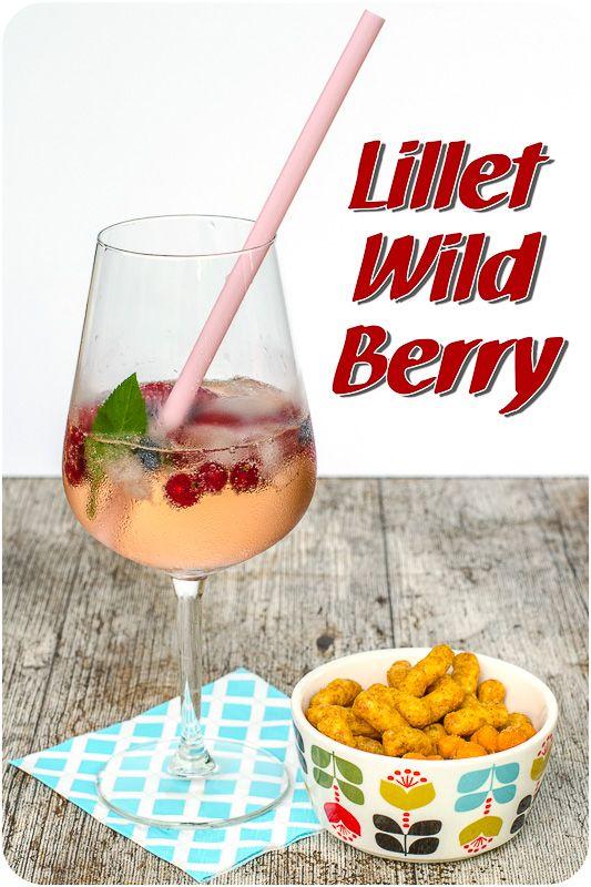 Feierabend-Cocktail: Lillet Wild Berry