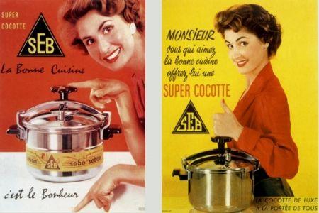 Glorieuses 30 réclame housewife trente publicité Rétro Glorieuses wiTOPulkXZ