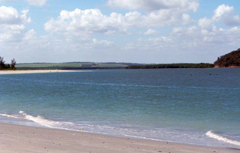 Foto da Praia do Sossego